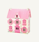 Rosebud doll house 1500