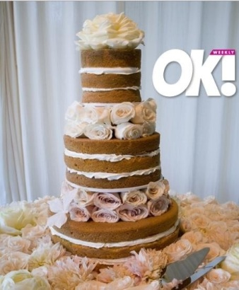 Hillary Duff's Cake