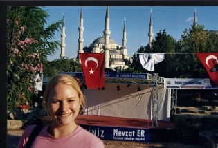 Me in Istanbul