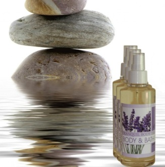 Body and Bath Oil