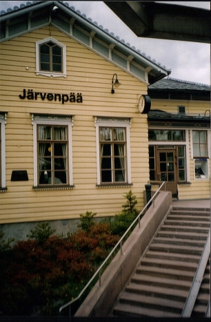 Jarvenpaa station