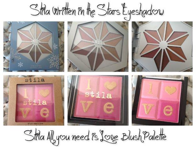 Stila Limited Edition Palettes