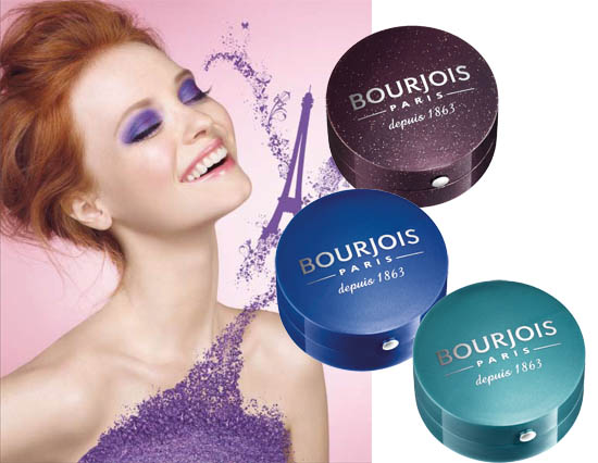 Bourjois Eyeshadow Pot Advert