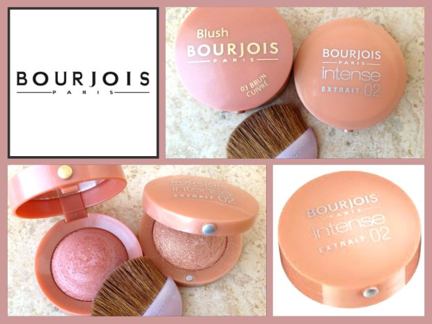 Little Round Pot Blush and Eyeshadow