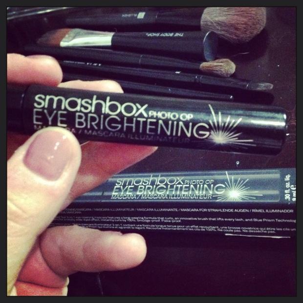 Smashbox Eye Brightening Mascara