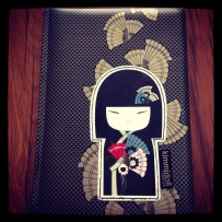 My new Kimi Doll notebook