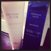 My new Dior BB cream