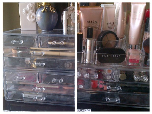 Makeup organised
