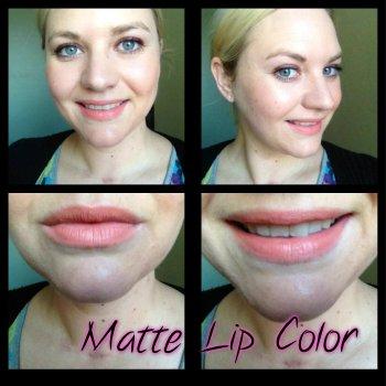 Matt Lip Color