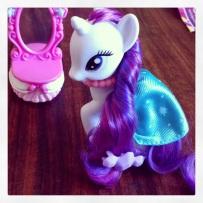 our latest pony acquisition