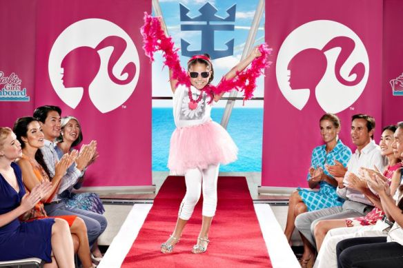 Barbie Catwalk