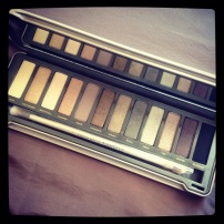 My new Naked 2 palette!!