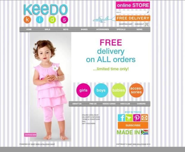 NEW Keedo website 2
