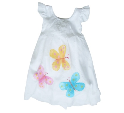 Pure Butterfly Dress R339