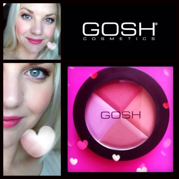 Gosh Multicolor Blush