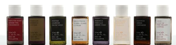Korres fragrances