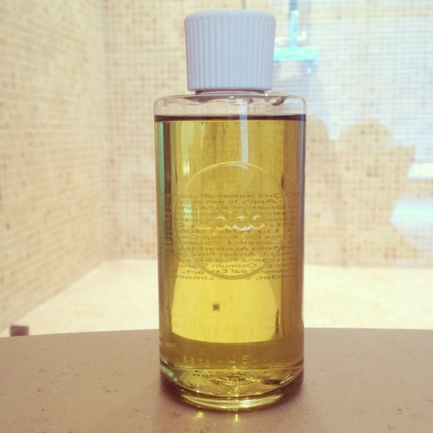 Lipidol Cleansing Body Oil