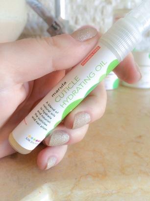 Marula cuticle hydrating oil