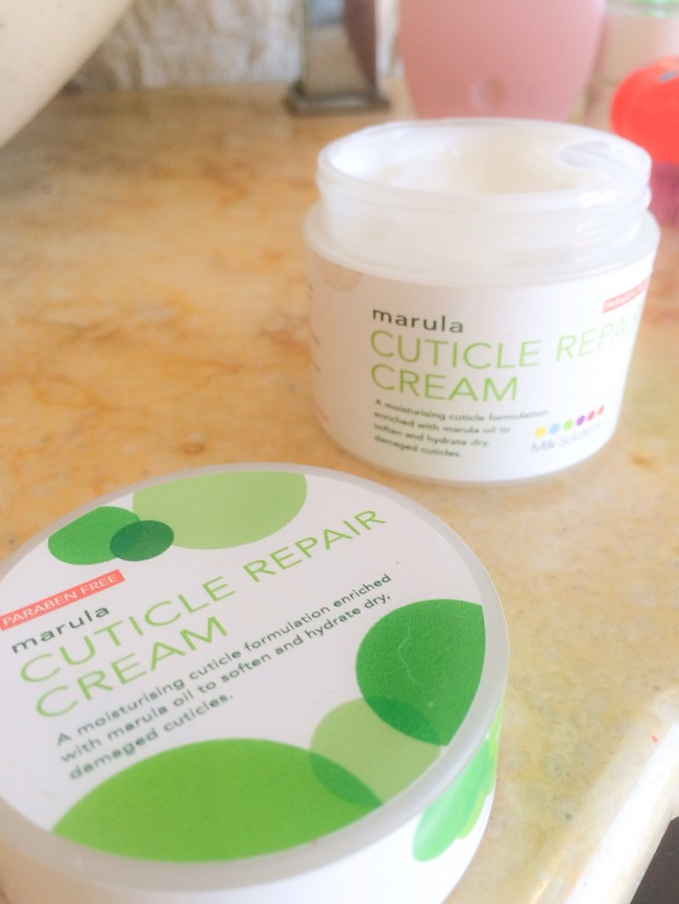cuticle repair cream