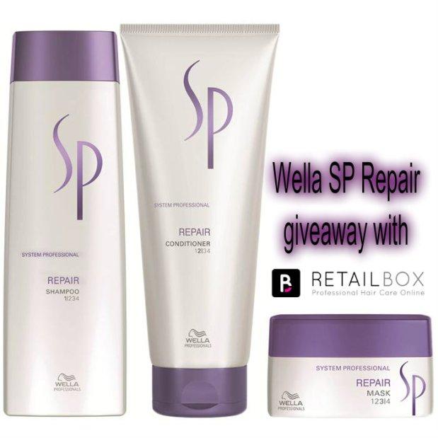 Wella SP Giveaway