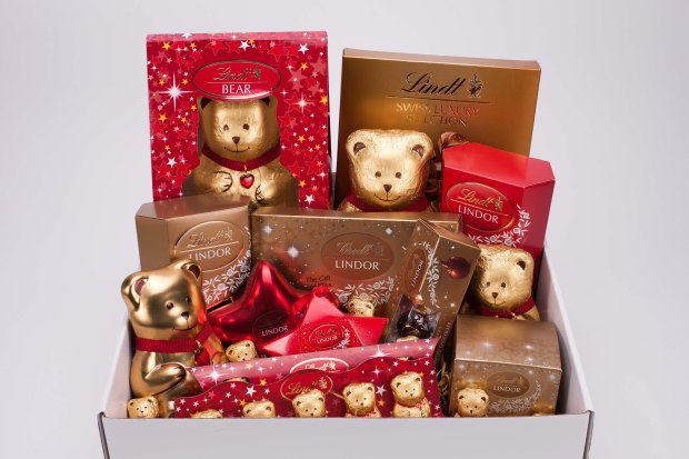 LINDT Christmas Hamper 2015