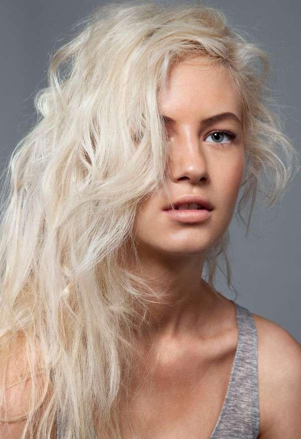 What Color Eyebrows For Platinum Blonde Hair World Novelties